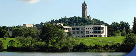 the beautiful stirling campus